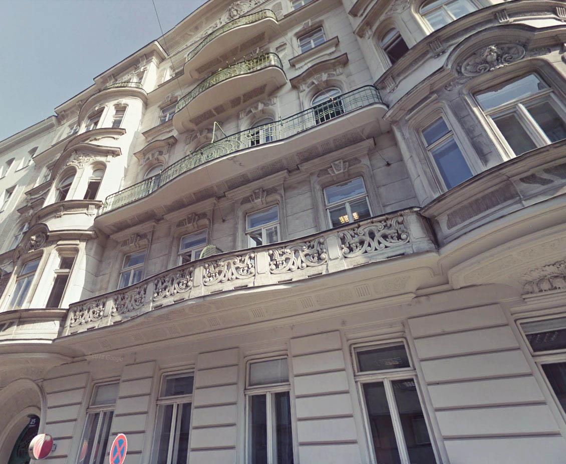 Psychotherapeutische Ambulanz Wien, Außenansicht